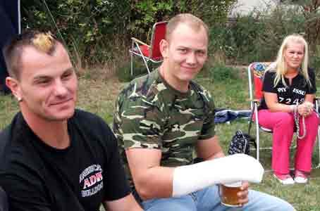 Ockenheim Germany September 11 2005!